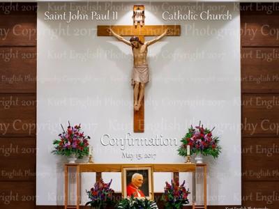 St. John Paul II Confirmation May 15.2017
