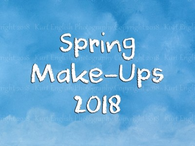 Spring 2018 School Makeup Sessions