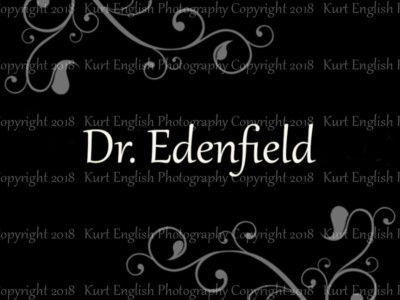 Dr. Edenfield Formal Portrait