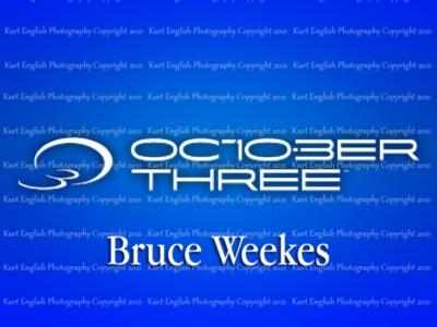 October Three – Bruce Weekes